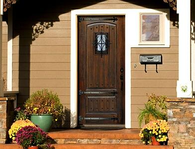 Fiberglass Entry Door: 111.8%