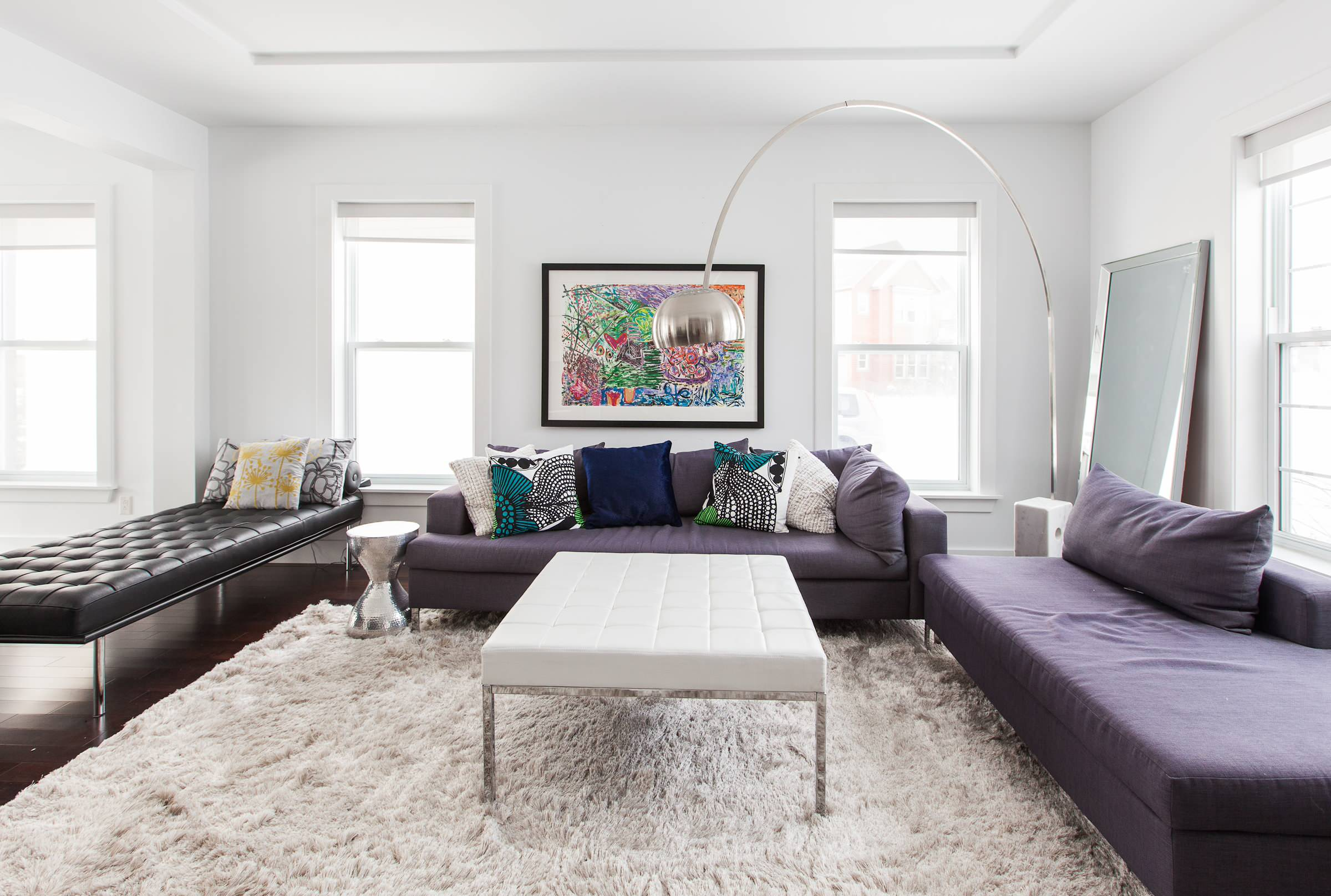 Of Rugs In Living Rooms How To Make A Small Room Look Bigger Iag
