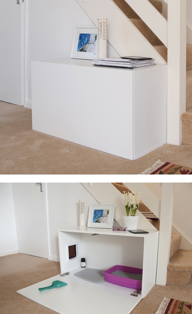 10 DIY Ideas for Cat Lovers & Small Spaces - IAG